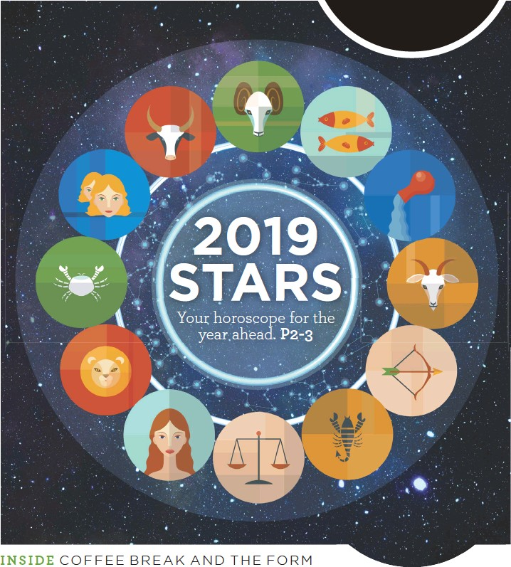 PressReader - The West Australian: 2018-12-31 - 2019 STARS