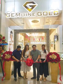 PressReader - Sun Star Cebu: 2018-03-05 - Gemuine Gold in SM Seaside