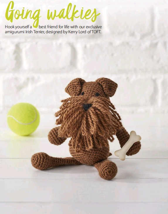 PressReader - Simply Crochet: 2018-06-12 - TOFT AMIGURUMI