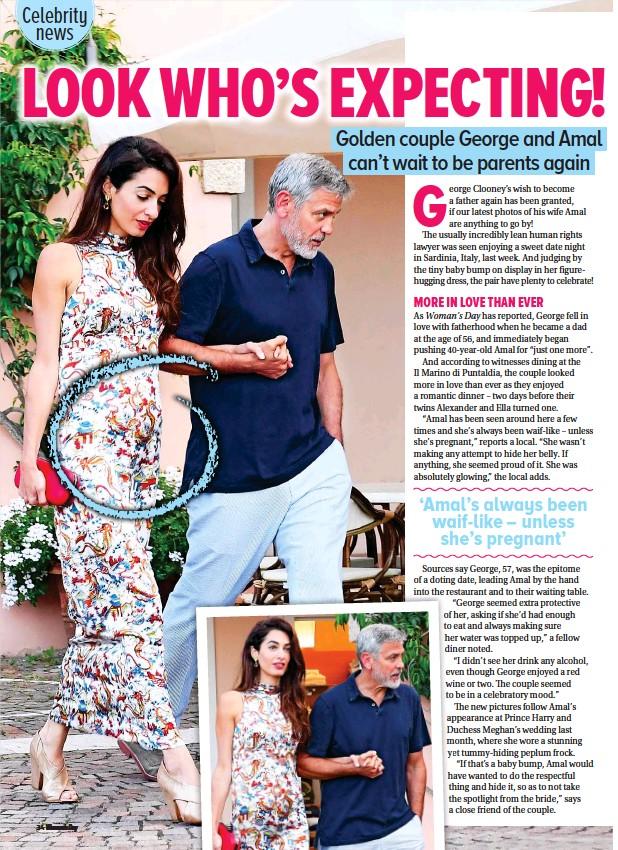 PressReader - Woman's Day (Australia): 2018-06-11 - Amal Clooney