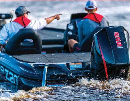 PressReader - SA Bass: 2018-09-01 - >> New Mercury Outboards