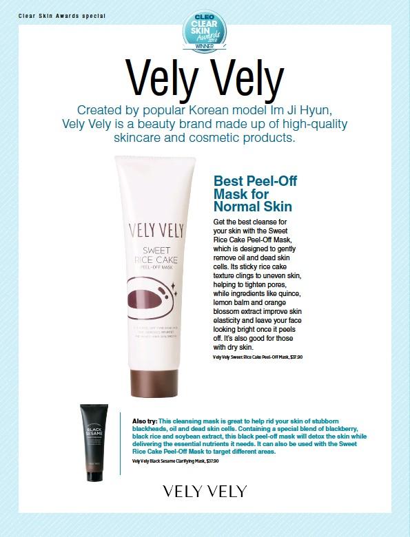 PressReader - CLEO (Singapore): 2018-02-01 - Vely Vely
