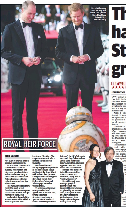 PressReader - The Daily Telegraph (Sydney): 2017-12-14