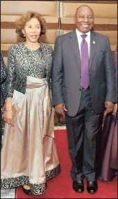 Pressreader Sunday Tribune 2018 02 18 First Lady Has A Raft Of