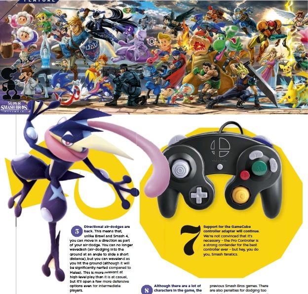 PressReader - Hyper: 2018-09-01 - Super Smash Bros Ultimate