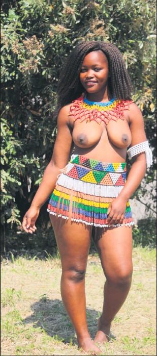 beautiful nude black women
