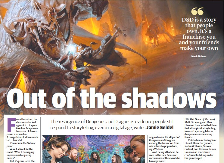 PressReader - The Courier-Mail: 2019-06-01 - JAMIE SEIDEL