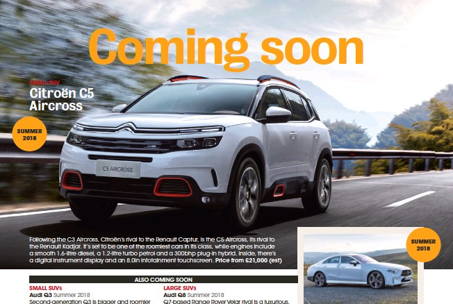 PressReader - What Car?: 2018-01-01 - Citroën C5 Aircross