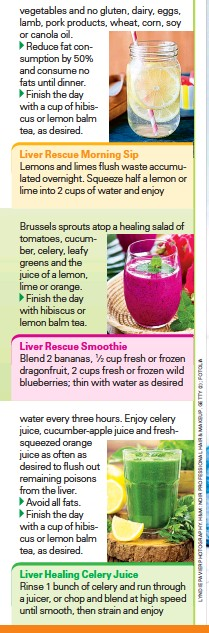 PressReader - First For Women: 2019-02-13 - Your 9-day detox plan