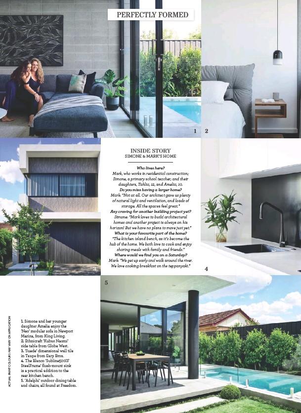 PressReader - Home Beautiful: 2018-03-01 - INSIDE STORY