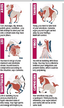 Taurus Today Ganeshaspeaks