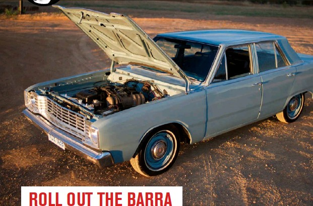 PressReader - Street Machine: 2017-03-01 - BARRA-POWERED VAL SLEEPER