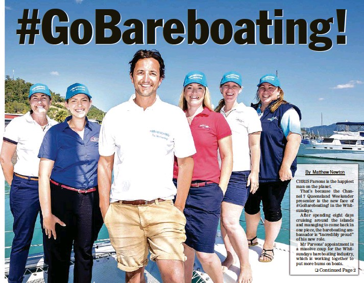 PressReader - Whitsunday Times: 2015-08-13 - #GoBareboating!