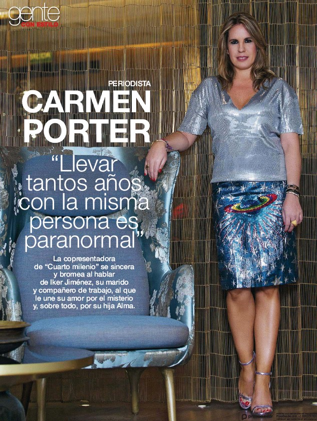 PressReader - Diez Minutos: 2017-11-22 - CARMEN PORTER