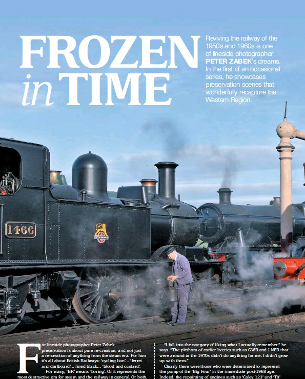 PressReader - Steam Railway (UK): 2018-06-22 - PRESERVATION
