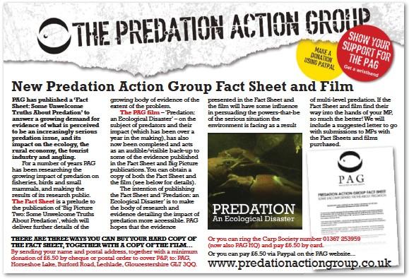 PressReader - Carpworld: 2019-04-01 - New Predation Action