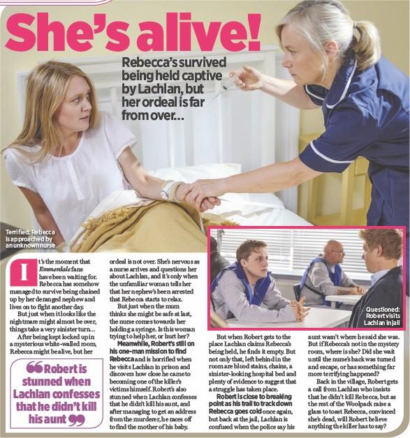 PressReader - TV Times: 2018-09-15 - She's alive!