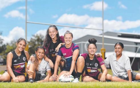 Image result for marsden state high school girls sevens 2019