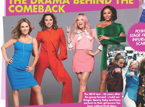 PressReader - New Idea: 2018-11-19 - THE SPICE GIRLS REUNION THE