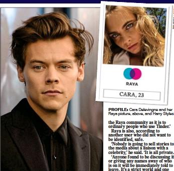 Harry styles Dating profil