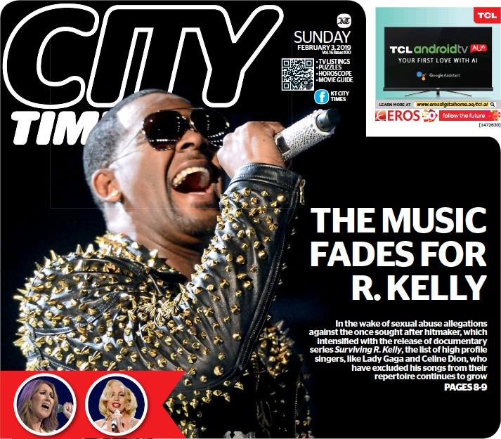 PressReader - Khaleej Times - City Times: 2019-02-03 - THE