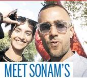 PressReader - Mid Day: 2017-11-12 - MEET SONAM'S FAV MAN