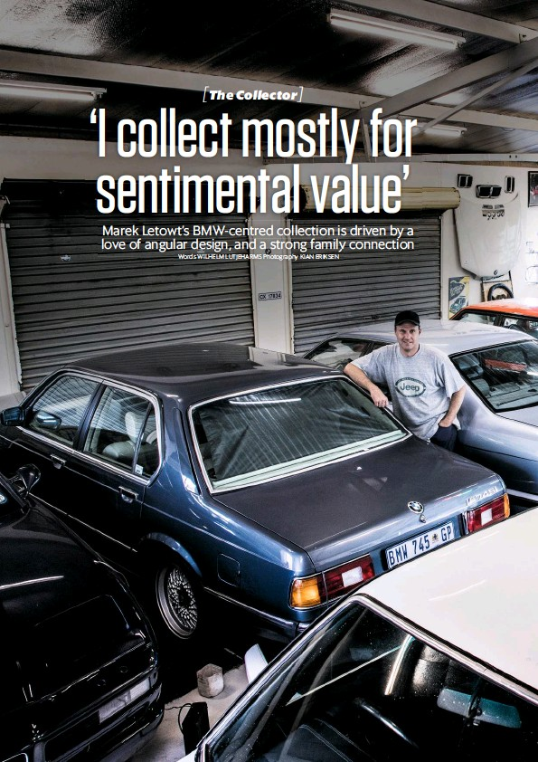 PressReader - Classic Cars (UK): 2018-12-01 - The Collector