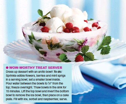 PressReader - Woman's World: 2019-08-05 - ○ WOW-WORTHY TREAT SERVER