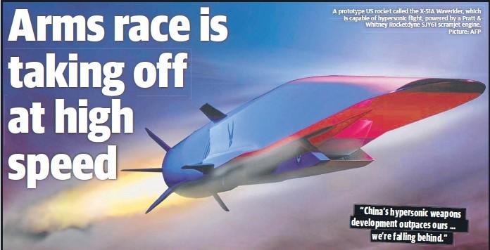 """Image result for hypersonic missiles """"missile defence"""" rocket lab"""