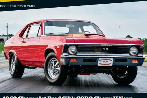 PressReader - Muscle Car Review: 2018-11-01 - 1968 Chevrolet