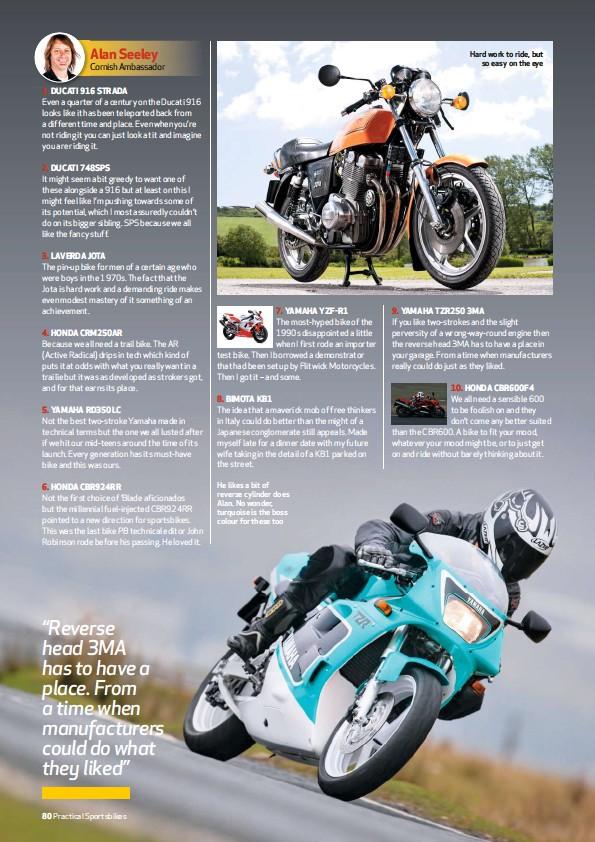 PressReader - Practical Sportsbikes (UK): 2019-02-01 - Alan