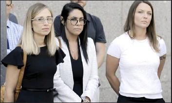 PressReader - The Maui News: 2019-07-16 - Women urge jail