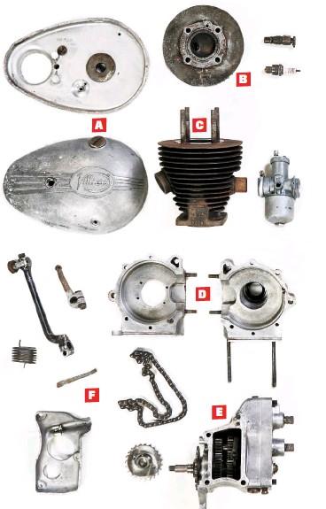 PressReader - Practical Classics (UK): 2016-11-30 - Engine Autopsy