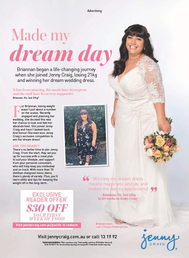 Pressreader New Idea 2019 10 07 Made My Dream Day