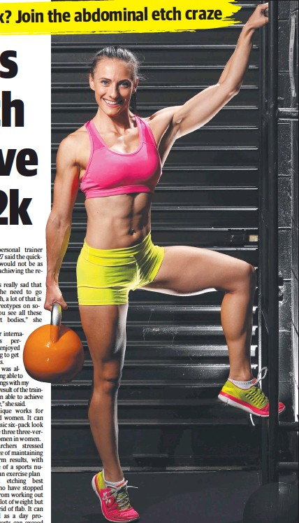 PressReader - The Courier-Mail: 2019-05-04 - Fab abs in