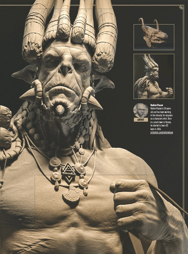 PressReader - 3D World: 2019-05-22 - SCULPTING WITH STYLE