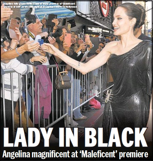 Pressreader New York Daily News 2019 10 01 Lady In Black