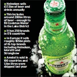 PressReader - Daily Mail: 2017-02-24 - Heineken 'bullied' bars and