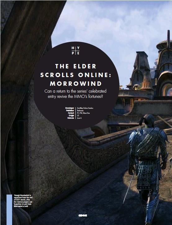PressReader - EDGE: 2017-02-02 - The Elder Scrolls Online