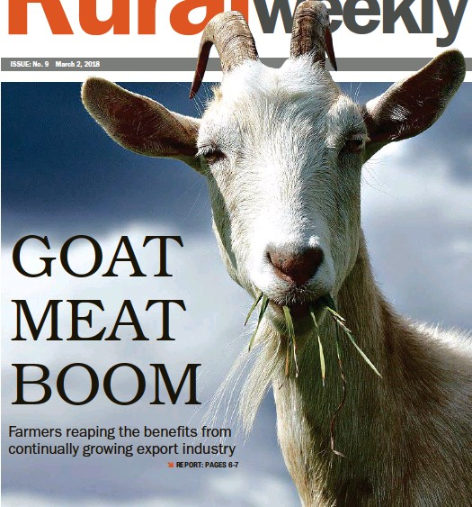 PressReader - The Western Star: 2018-03-02 - GOAT MEAT BOOM