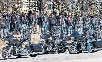PressReader - Toronto Star: 2019-03-24 - Bikers honour