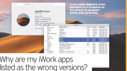 PressReader - Mac Format: 2019-02-12 - Why are my iWork apps
