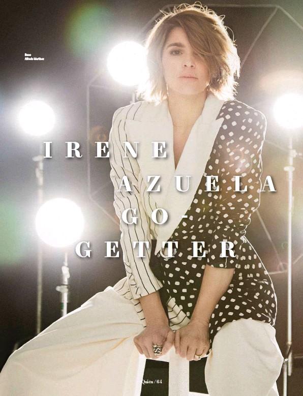 Pressreader Quien 2018 05 15 Irene Azuela Gogetter