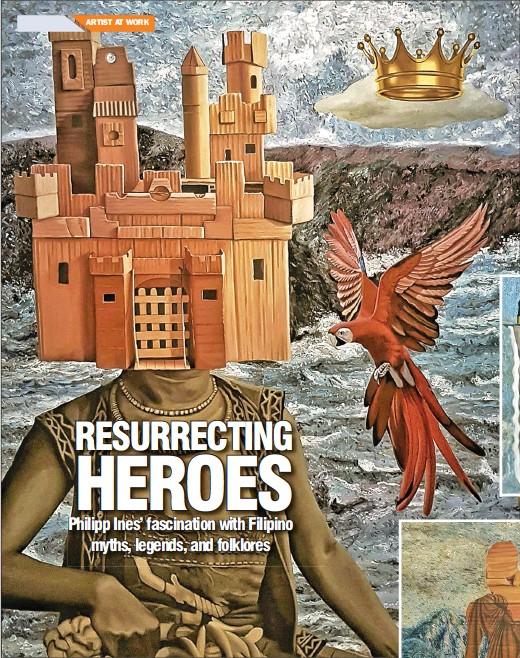 PressReader - Manila Bulletin: 2018-11-26 - Resurrecting heroes