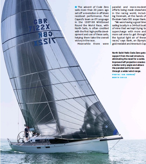 PressReader - Sailing World: 2019-09-01 - Cutting the Cable