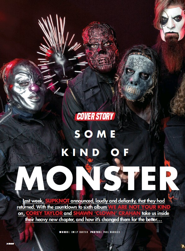 PressReader - Kerrang! (UK): 2019-05-22 - SLIPKNOT