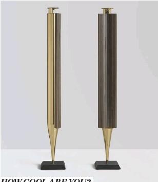 Stylish Speakers pressreader - elle decoration (uk): 2017-04-01 - stylish speakers