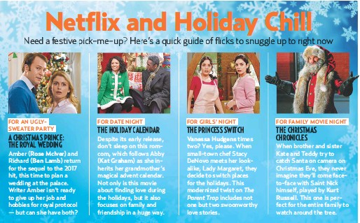 PressReader - US Weekly: 2018-12-21 - Netflix and Holiday Chill
