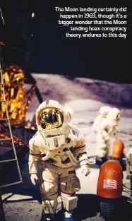 PressReader - How It Works: 2019-04-18 - Moon landing mystery