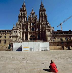 Risultato immagini per cattedrale santiago